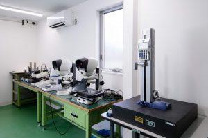 試験片測定設備2